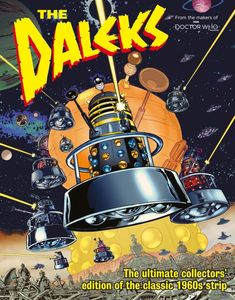 [Doctor Who: Bookazine #23: The Daleks (Product Image)]