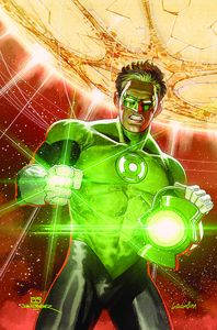 [The Green Lantern: Season Two #12 (Cover B Ladronn Variant) (Product Image)]