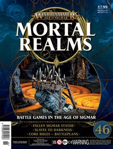 [Warhammer: Age Of Sigmar: Mortal Realms #46 (Product Image)]