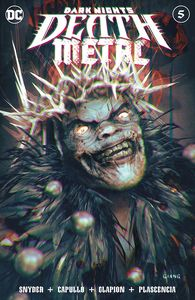 [Dark Nights: Death Metal #5 (Giang Variant) (Product Image)]
