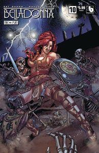 [Belladonna: Fire Fury #10 (Undead) (Product Image)]