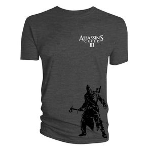 [Assassin's Creed 3: T-Shirts: Connor Silhouette Logo (Product Image)]