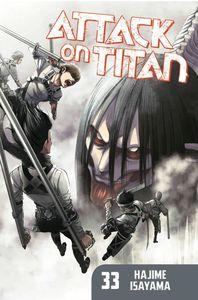 [Attack On Titan: Volume 33 (Product Image)]