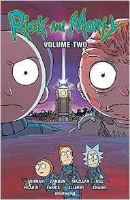 [Rick And Morty: Volume 2 (Product Image)]