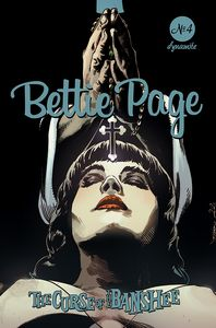 [Bettie Page: The Curse Of The Banshee #4 (Cover C Mooney) (Product Image)]