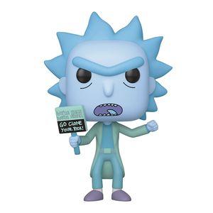[Rick & Morty: Pop! Vinyl Figure: Hologram Rick Clone (Product Image)]