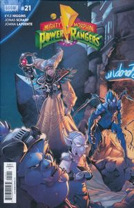 [Mighty Morphin Power Rangers #21 (Product Image)]