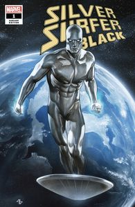 [Silver Surfer: Black #1 (Adi Granov Comicspro Variant) (Product Image)]