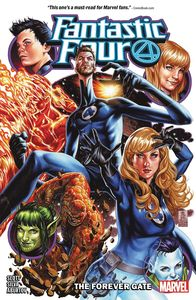 [Fantastic Four: Volume 7: Forever Gate (Product Image)]