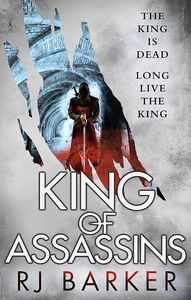 [The Wounded Kingdom: Book 3: King Of Assassins (Product Image)]