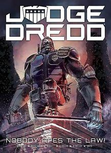 [Judge Dredd: Nobody Apes The Law (Product Image)]