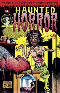 [Haunted Horror #18 (Product Image)]