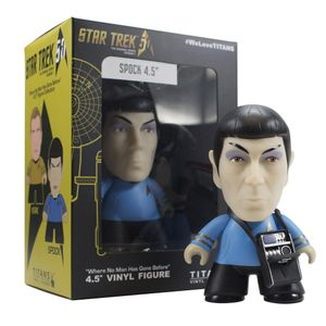 [Star Trek: Original Series: TITANS: NYCC Spock (Product Image)]