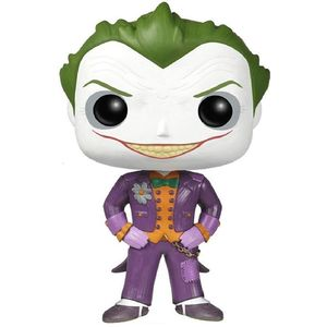 [DC: Batman: Arkham Asylum: Pop! Vinyl Figure: Joker (Product Image)]