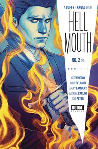 [Buffy The Vampire Slayer & Angel: Hellmouth #2 (Cover A Frison) (Product Image)]