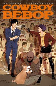 [Cowboy Bebop #1 (Cover E Yisan Li) (Product Image)]