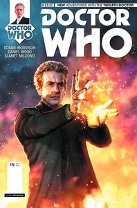 [Doctor Who: 12th #15 (Product Image)]