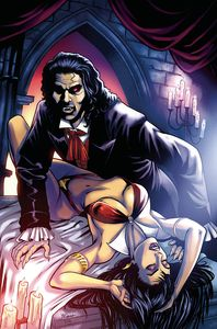 [Vampirella #25 (Cover ZK Sanapo Virgin Variant) (Product Image)]
