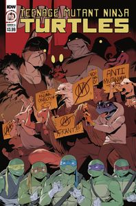 [Teenage Mutant Ninja Turtles: Ongoing #112 (Cover A Nishijima) (Product Image)]
