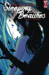 [The cover for Sleeping Beauties #1 (Cover A Wu)]