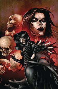 [Van Helsing Vs Draculas Daughter #5 (Cover A Johnson) (Product Image)]