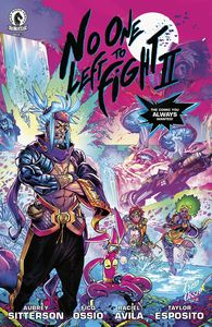 [No One Left To Fight II #1 (Cover A) (Product Image)]