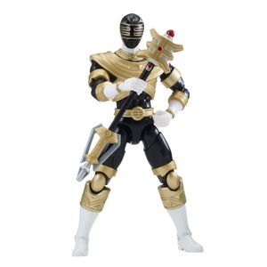 [Power Rangers: LegacyZeo Action Figure: Gold Ranger (Product Image)]