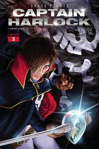 [Space Pirate: Captain Harlock #3 (Cover C Lee) (Product Image)]