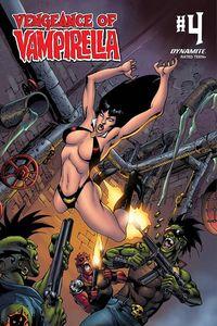 [Vengeance Of Vampirella #4 (Castro Bonus Variant) (Product Image)]