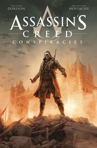 [Assassins Creed: Conspiracies #1 (Product Image)]