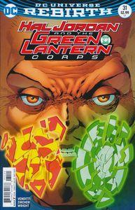 [Hal Jordan & The Green Lantern Corps #31 (Variant Edition) (Product Image)]