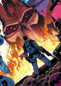 [Terminator: Salvation: Final Battle #10 (Product Image)]