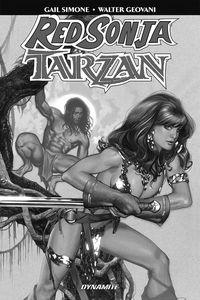 [Red Sonja/Tarzan (Product Image)]
