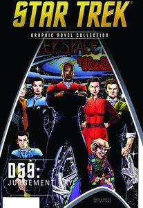 [Star Trek: Graphic Novel Collection: Volume 28: Deep Space Nine Judgement (Product Image)]