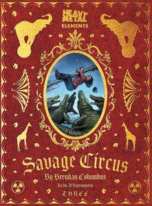 [Savage Circus #4 (Product Image)]