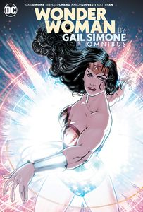 [Wonder Woman: By Gail Simone: Omnibus (Hardcover) (Product Image)]