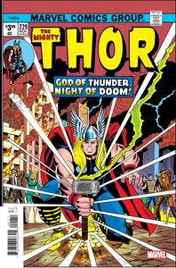 [Thor #229 (Facsimile Edition) (Product Image)]