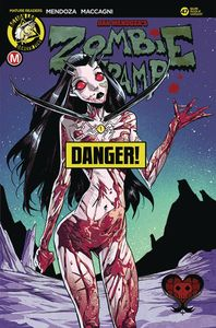 [Zombie Tramp Ongoing #47 (Cover B Celor Risque) (Product Image)]