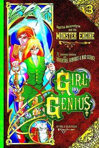 [Girl Genius: Volume 3: Agatha & Monster Engine (Product Image)]