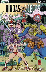 [Ninjas & Robots #12 (Cover A Klaus) (Product Image)]