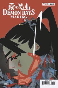 [Demon Days: Mariko #1 (Veregge Variant) (Product Image)]