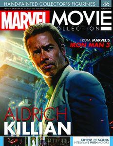 [Marvel: Movie Figure Collection Magazine #46 Aldrich Killian (Product Image)]