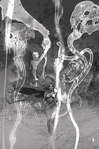 [Killing Red Sonja #3 (Ward Black & White Virgin Variant) (Product Image)]