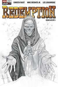 [Redemption #1 (Cover B Cho) (Product Image)]