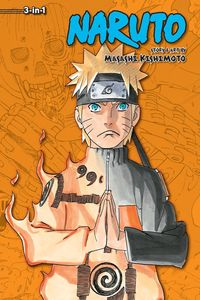 [Naruto: 3-In-1 Edition: Volume 20 (Product Image)]