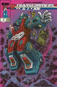 [Transformers Vs GI Joe: Volume 2 (Product Image)]