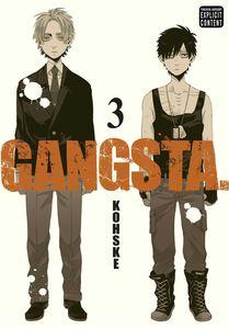 [Gangsta: Volume 3 (Product Image)]