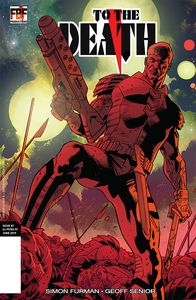 [To The Death #1 (Bryan Hitch A Variant Signed Edition) (Product Image)]