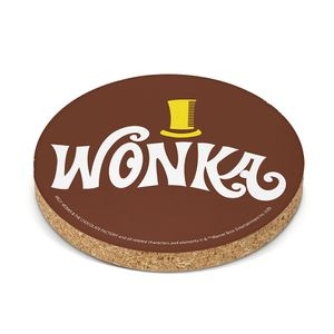 [Willy Wonka & The Chocolate Factory: Coaster: Wonka Bar (Product Image)]