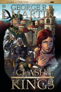 [Game Of Thrones Clash Of Kings #5 (Cover B Rubi) (Product Image)]